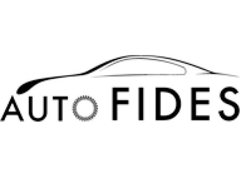 Logo en flyer Autobedrijf Fides